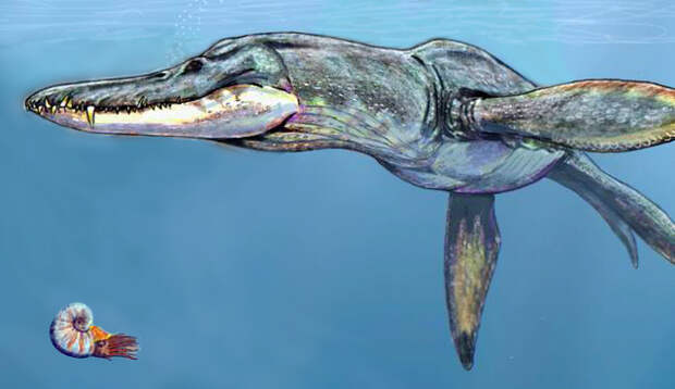 Если бы динозавры не вымерли 10