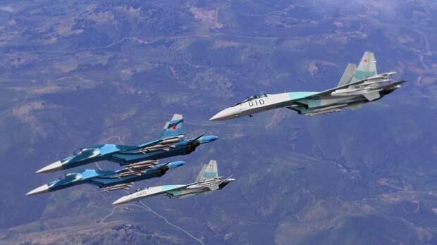 Avia.pro: в Сирии Су-34 нанесли уникальный удар по РЛС боевиков