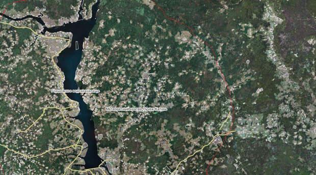 Метеорит оставил следы под сибирскими болотами: находки ученых на территории России