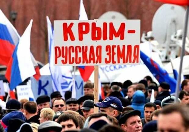 В Швеции заявили, что Крым должен был уйти в Россию после распада СССР | Русская весна