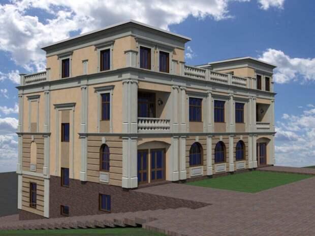 В Нижегородской области начинается строительство Сталин-центра