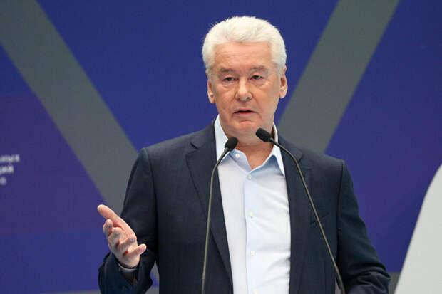 Собянин сообщил о росте заболеваемости COVID-19 в Москве