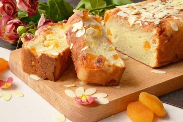 Творожный кекс Нежность. Простой десерт за 30 минут с изюмом 2