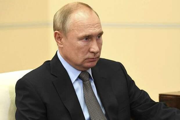 Путин назвал задержание россиян в Белоруссии операцией США и Украины