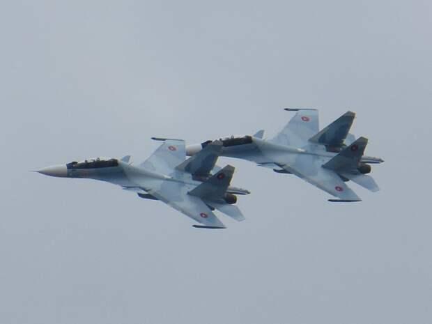 Пашинян подтвердил покупку уРоссии истребителей Сy-30СМ без ракет