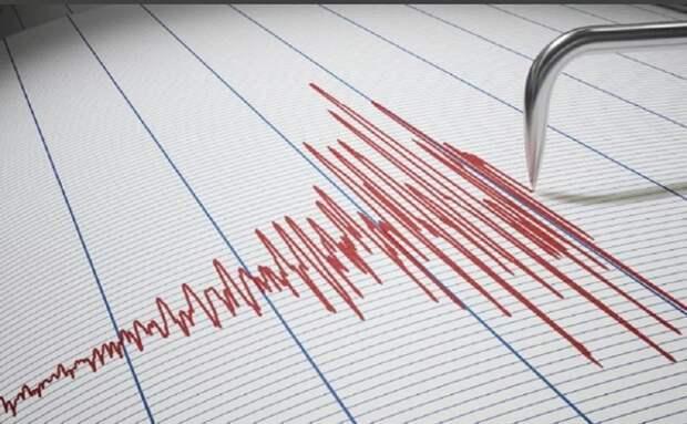 В Турции снова произошло землетрясение