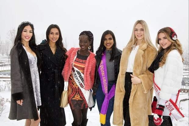 Всего в конкурсе участвуют 70 красоток со всего мира. Фото: официальный сайт Miss Supranational 2018.