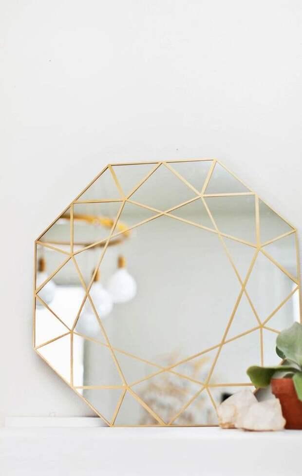 Выбираем зеркало в интерьер