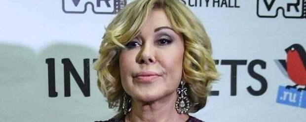 Супруг Любови Успенской претендует на половину ее загородного дома