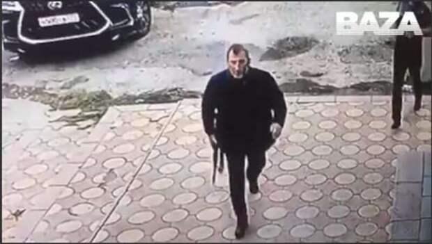 Земельные разборки в Дагестане (1 фото + 1 видео)