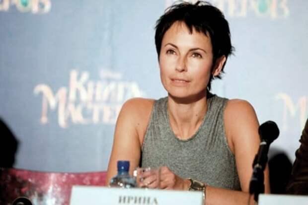 Актриса Ирина Апексимова | Фото: 24smi.org
