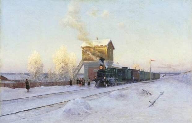 Как потомок золотопромышленников и провинциальный юрист стал академиком живописи: Владимир Казанцев