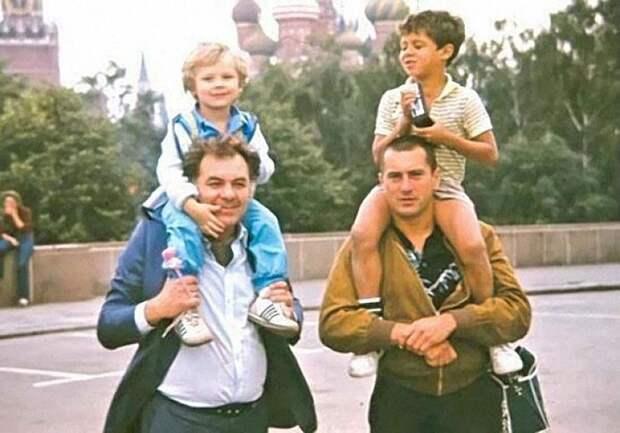Иностранные звёзды в СССР