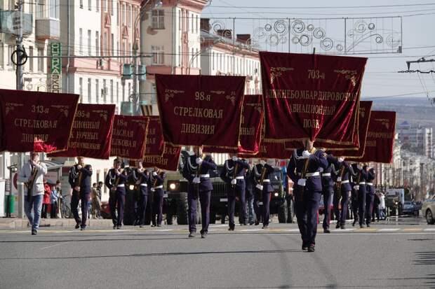 В Ижевске состоится Парад Победы
