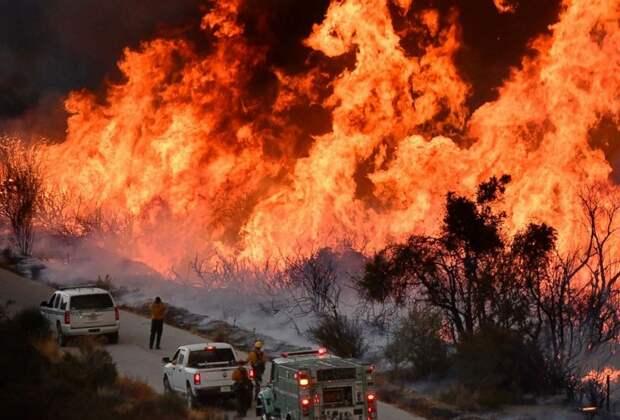 Самые крупные и разрушительные пожары в истории