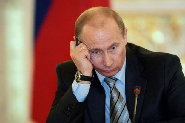 Очередные внешнеполитические поражения Путина