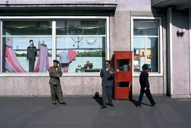 Северная Корея 80-х