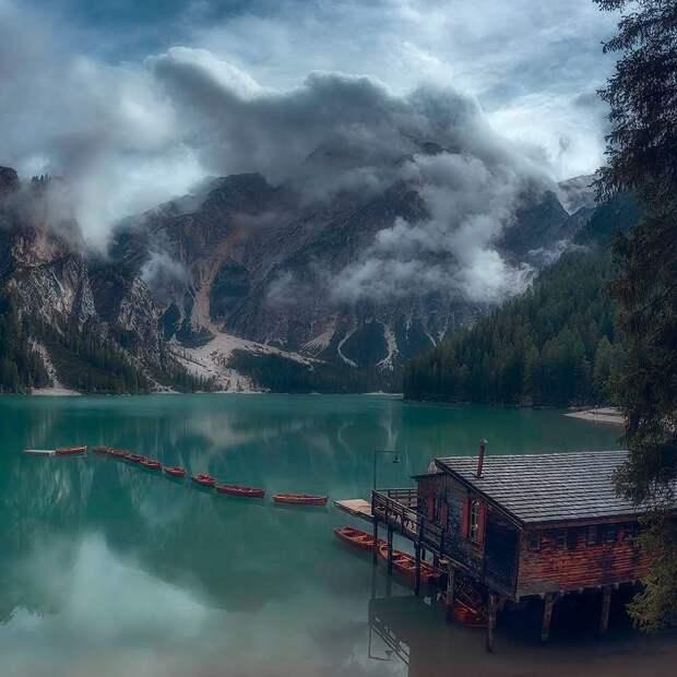Канада — страна сказочных пейзажей
