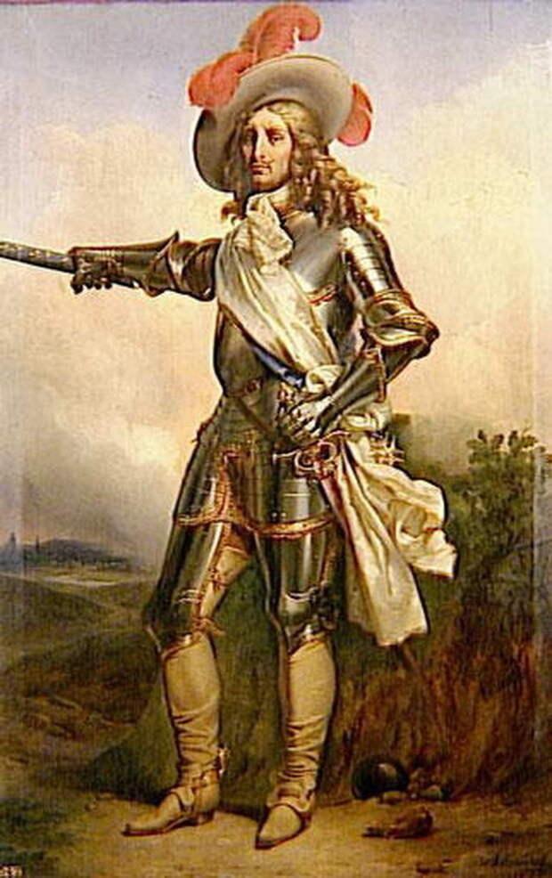 Ги Альдонс де Дюрфор, герцог де Лорж - Архитектор побед Короля-Солнца   Warspot.ru