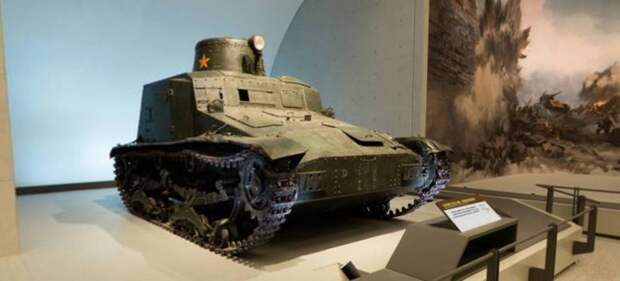 Китайская противотанковая артиллерия в Японо-китайской и гражданской войнах