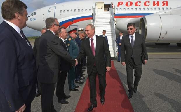 Ремонт самолета Путина обойдется в 216 миллионов рублей