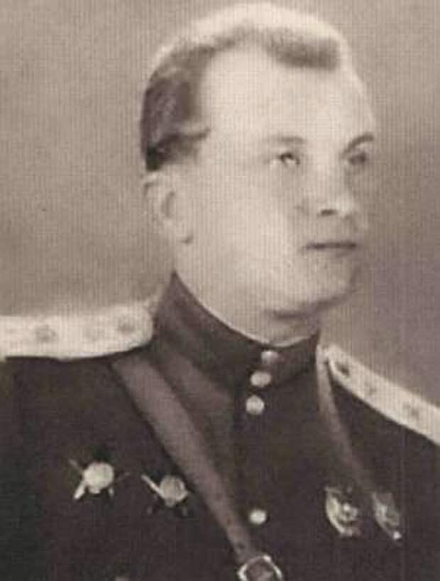 Майор Н.Н. Звонарёв