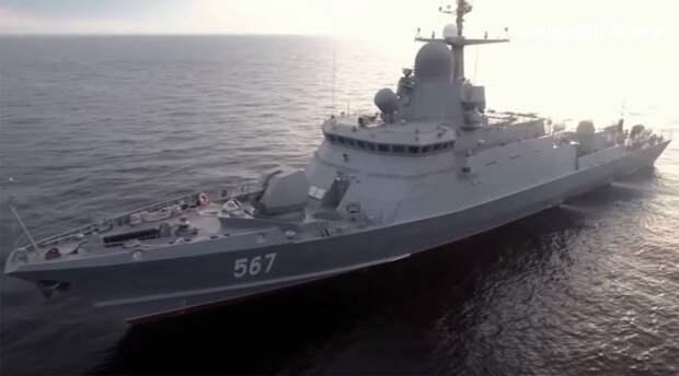 МРК «Каракурт»: Малые корабли для больших проблем противника
