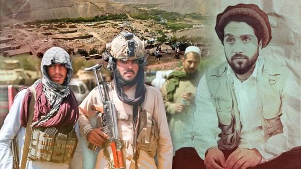 Талибы ведут бои с афганским сопротивлением в провинции Баглан
