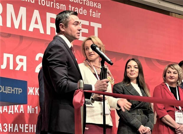 На выставке «Интурмаркет-2021» показали потенциал кубанских курортов