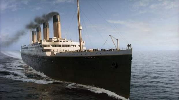 """Программист из США выдвинула новую версия гибели """"Титаника"""""""