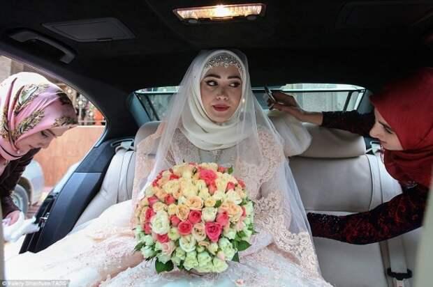 «Суровую чеченскую свадьбу» сняли на видео (РОЛИК)