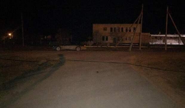 В Оренбургском районе девушка на автомобиле Mazda покалечила пенсионерку
