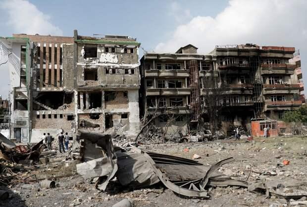 Россию в Афганистан пытаются затащить, в «восстановлении страны» поучаствовать