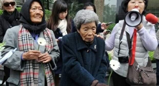 Позор Японии: «станции утешения» навойне, куда насильно угоняли женщин