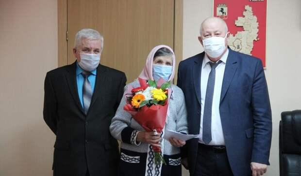 В Оренбуржье вдове ветерана ВОВ помогли улучшить жилищные условия