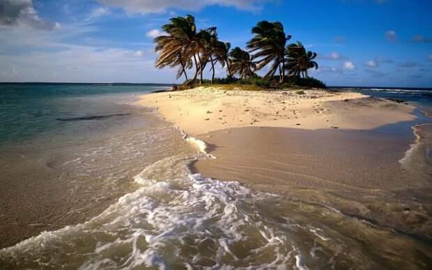 Острова, на которых хочется побывать (50 фото)