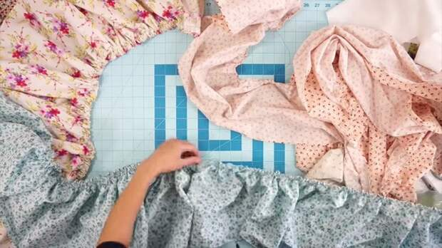 Как просто и быстро сшить красивую реплику модной юбки