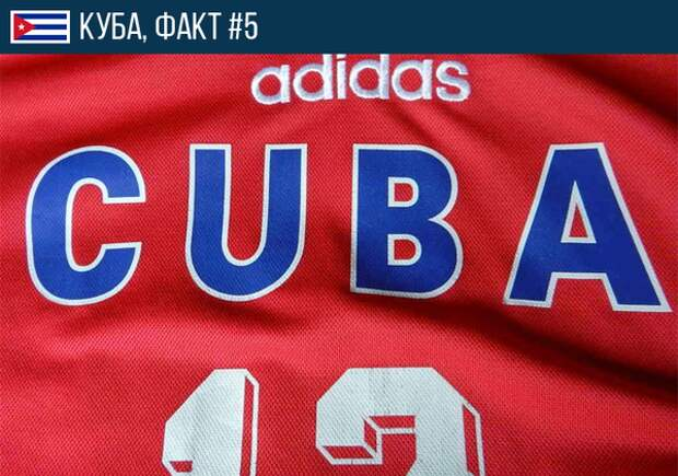Интересные факты о Кубе Факты, Куба, Длиннопост, RG