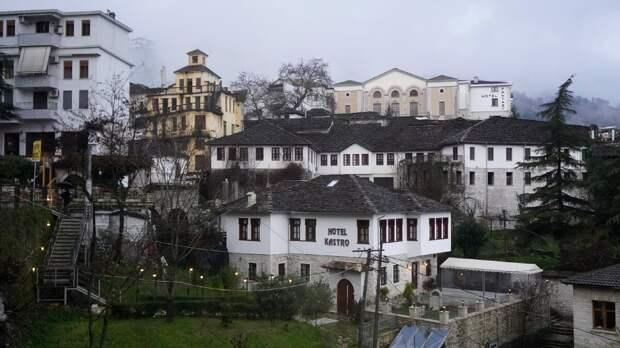 Путешествие по Албании. Часть 13. Гирокастра
