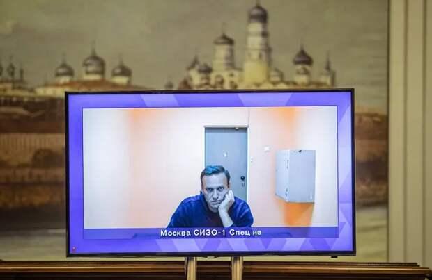 """""""Я и тут молчать не буду!"""" Рецепт для Запада от Навального"""