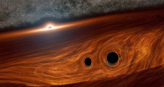 Почему черные дыры — самые страшные объекты во Вселенной