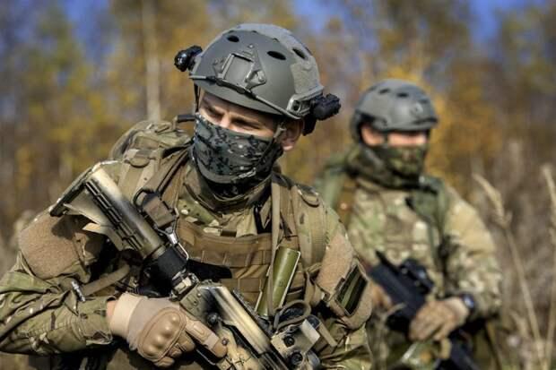 Какое иностранное оружие использует российский спецназ