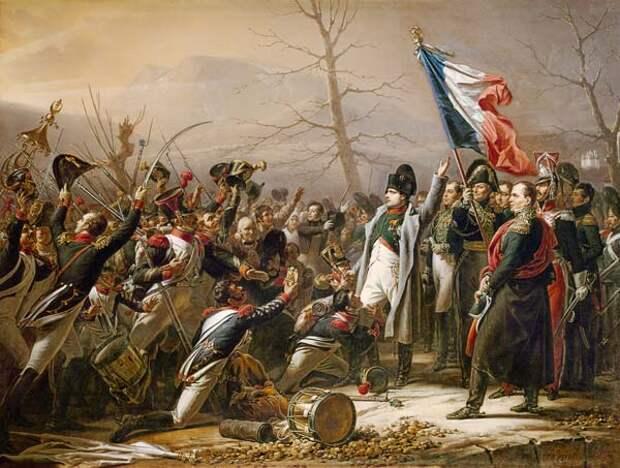 К какому удивительному событию привел отказ Наполеона обменять