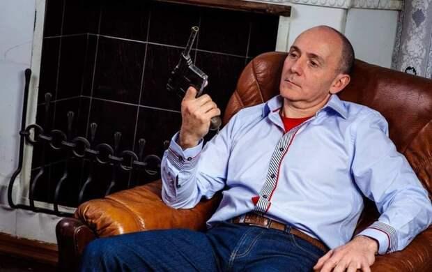 Российский антипутинец и фальсификатор советской истории проклял «незалежную Украину»