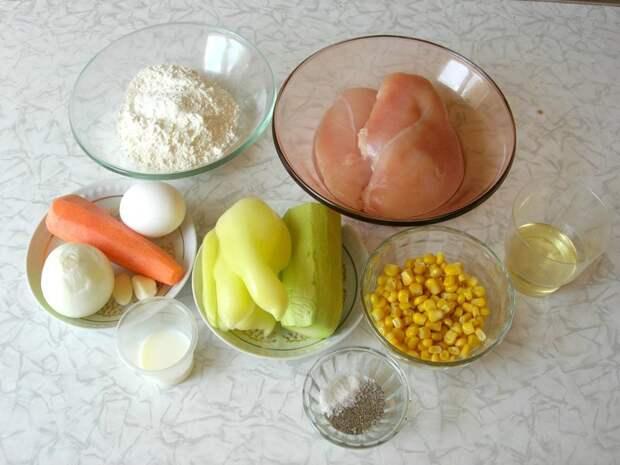 Ингредиенты: видео, еда, котлеты, кулинария, куриные котлеты, рецепты