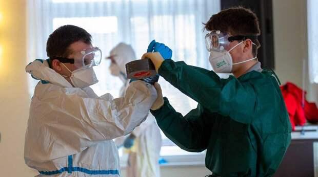 Минздрав Германии назвал сроки окончания пандемии