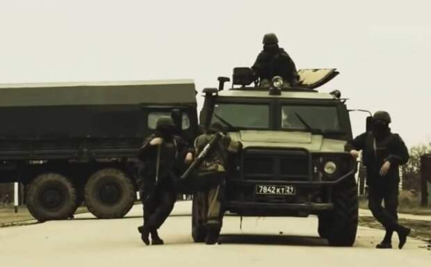 «Вежливые люди» снимут маски. Раскрыт масштаб возможной войны в Донбассе