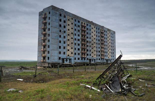 Заброшенная Россия