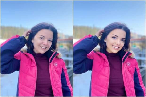Маричка Падалко показала реальное фото и ртфотошопленное