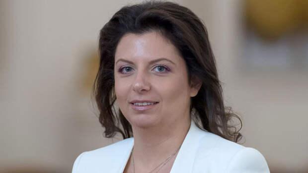 Главреда RT Симоньян госпитализировали после инцидента с Любовью Соболь